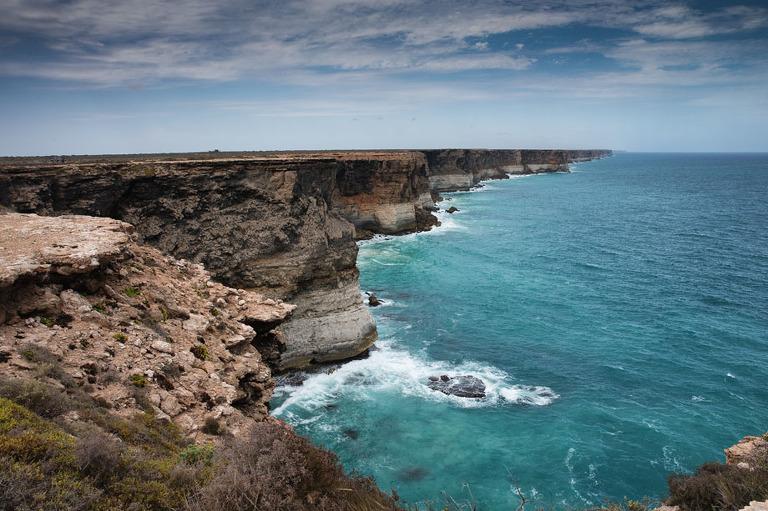 Nullabor Cliffs - South Australia